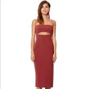 Bec & bridge lady allure split dress